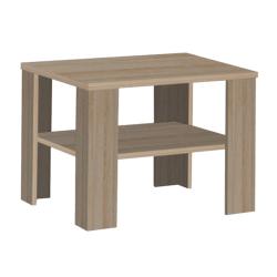 Konferenčný stolík, dub sonoma truflový, INTERSYS 21
