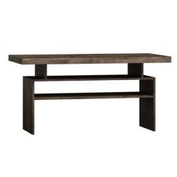 Konferenčný stolík, jaseň tmavý, INFINITY I-13