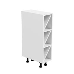 Spodná skrinka, biela, AURORA D20W
