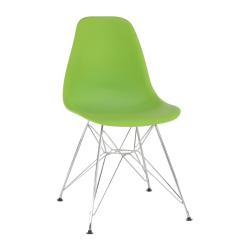 Stolička, zelená, ANISA 2 NEW